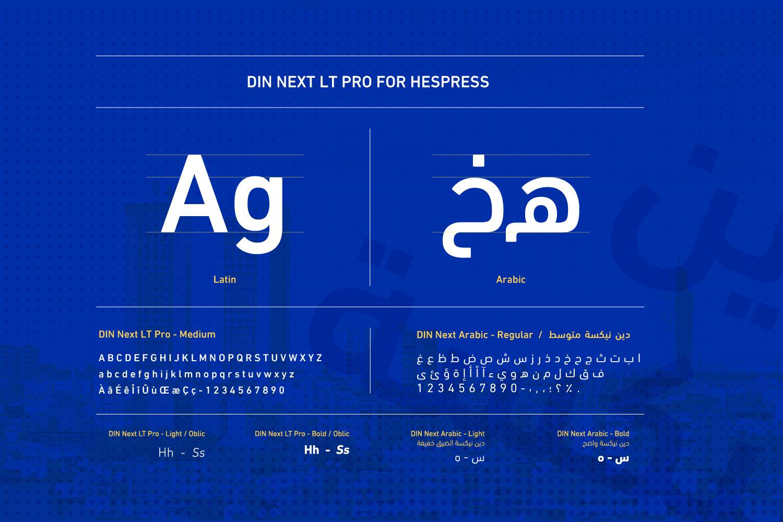 hespress-typography-mouhtadi-design