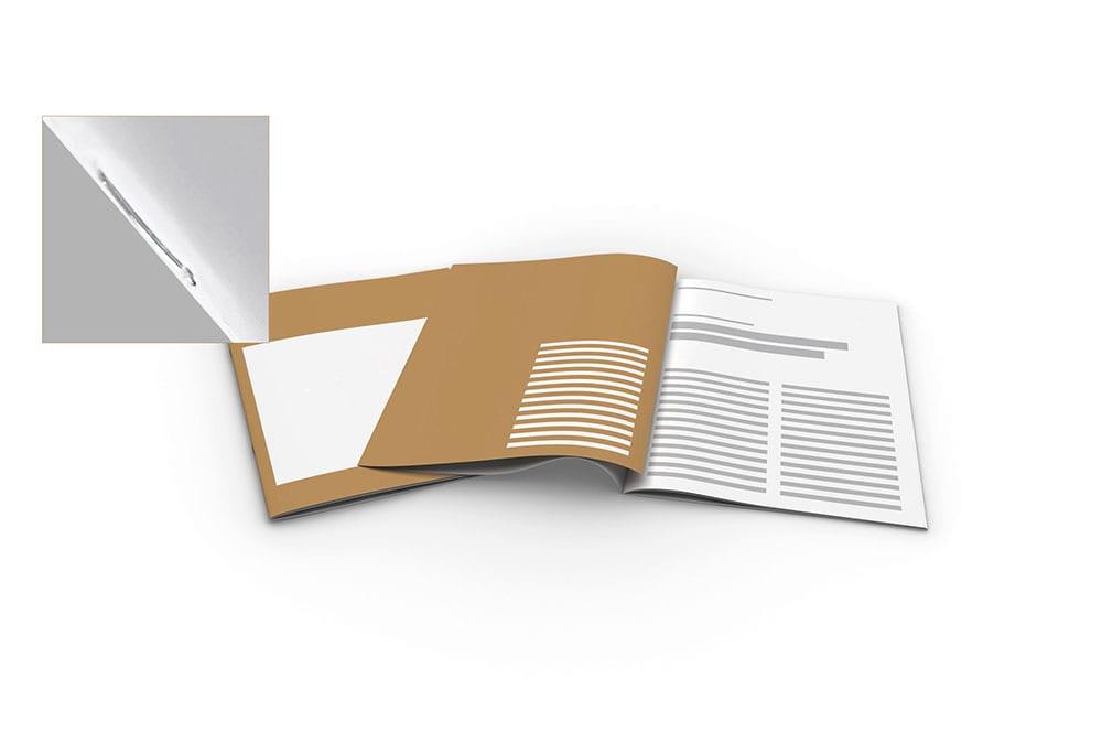 catalogue Supports de communication papier mouhtadi design agence de communication Casablanca